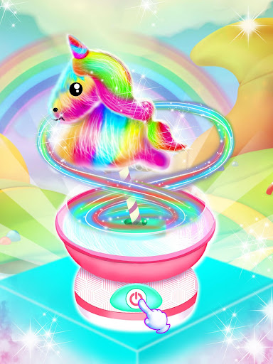 Unicorn Cotton Candy Maker screenshot 13