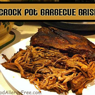 Crock Pot Barbecue Beef Brisket Recipe