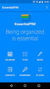 EssentialPIM v3.9 Pro (Patched)