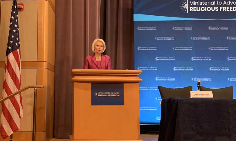 Hoa Kỳ và Tòa Thánh đồng tổ chức Hội nghị Chuyên đề về Quyền Tự do Tôn giáo tại Roma