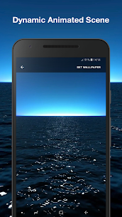 3D Ocean Live Wallpaper PRO 1.1 APK + MOD (Unlocked) 2