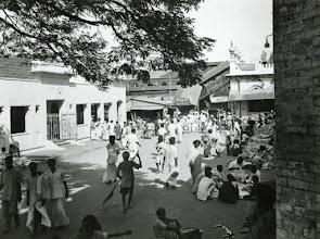 Photo: Meat market Madras