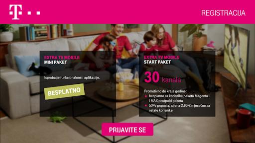 Extra TV Mobile 1.4.4 screenshots 1