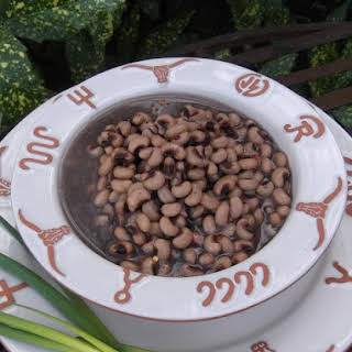 Seasoning Black Eyed Peas Recipes.