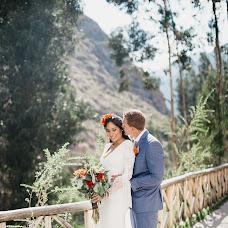 Wedding photographer Hans Rivadeneira (hansandroxes). Photo of 11.09.2018