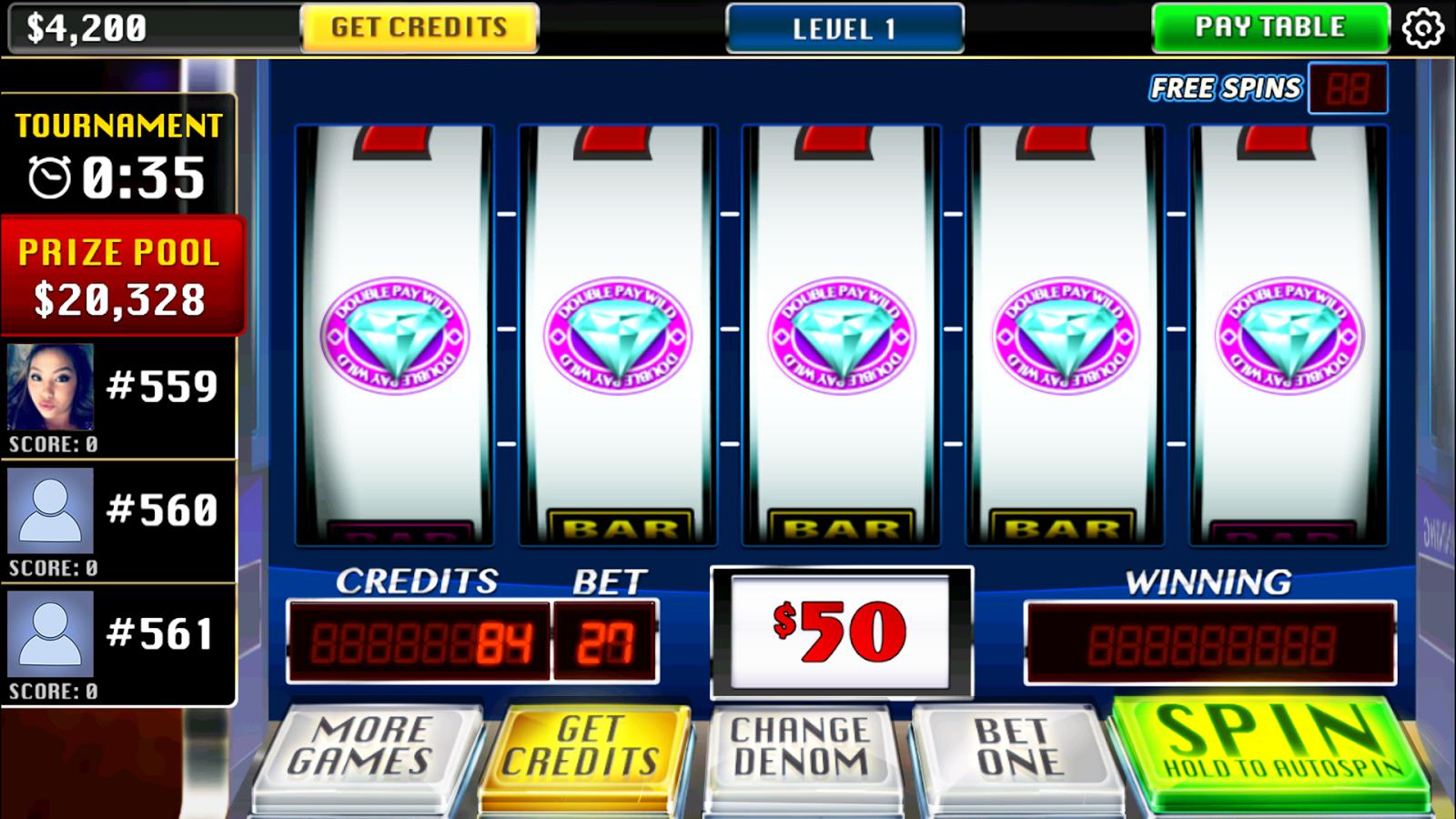 fun slot machines in vegas