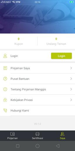 Pinjaman Manggis screenshot 3