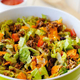 Doritos Salad No Meat Recipes.
