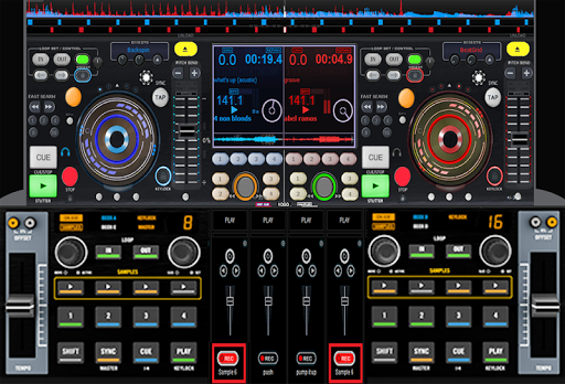 Virtual MP3 Music Mixer  screenshots 2