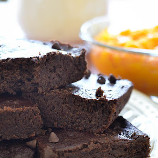 21 Day Fix Secret Ingredient Brownies {No Beans!}.