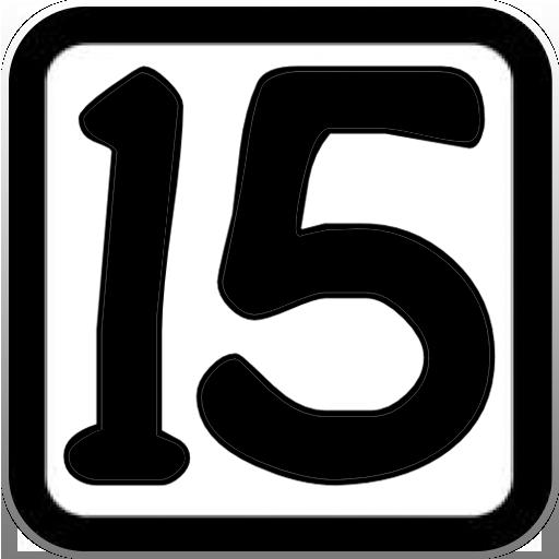 15 - 十五 解謎 App LOGO-硬是要APP