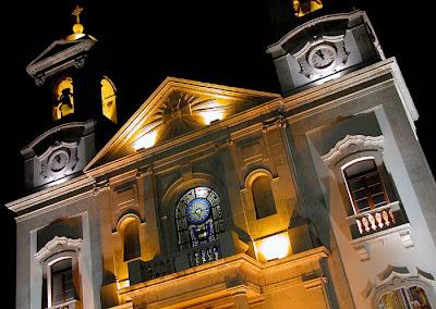 Basílica - Frente