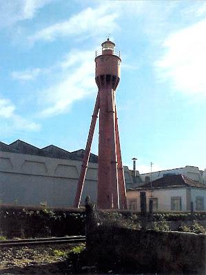 Gc16kbz Farol De Regufe Póvoa De Varzim Traditional Cache In Porto Portugal Created By Eniel Curious Seagull