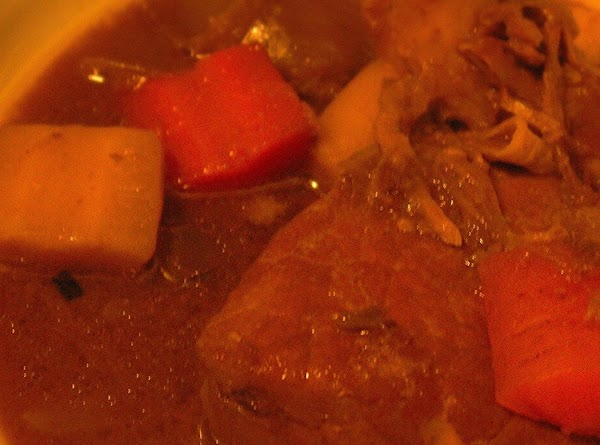 Holiday Slow Cooker Ez Dinner Recipe