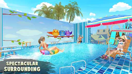 Water Parks Extreme Slide Ride : Amusement Park 3D 1.32 screenshots 2