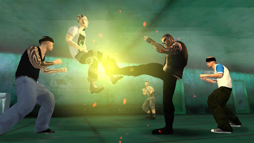 Fight Club - Fighting Games screenshot