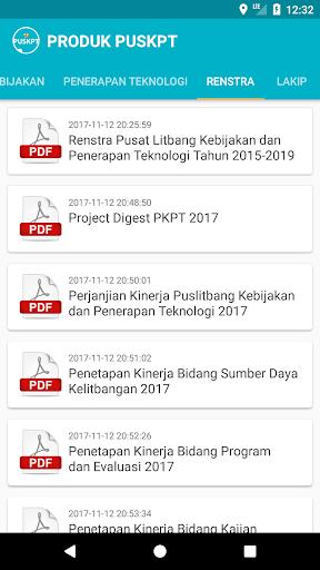 PUSKPT Kementerian PUPR 1.3 screenshots 6