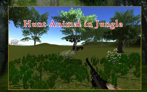 Animal Sniper Hunting
