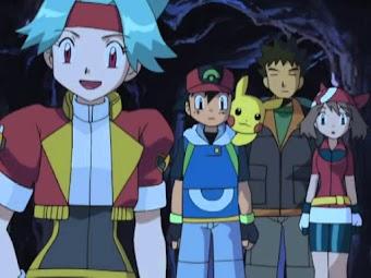 Pokémon Ranger–Deoxys' Crisis! (Part 1)