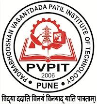"TSSM's & JSPM's Padmabhooshan Vasantdada Patil Institute of Technology, Bavdhan, Pune (NAAC Grade ""A"")"