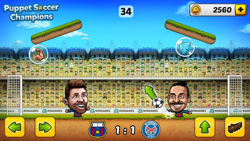 ⚽ Puppet Soccer Champions – League ❤️🏆 screenshot 9