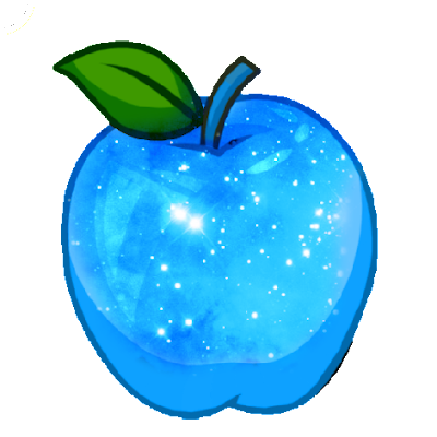 Item Apple Golden Nova Skin