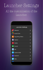 Win Theme Smart Launcher screenshot 3