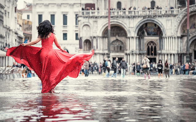 Venice Italy Theme & New Tab
