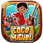 Coco Adventures Miguell run icon