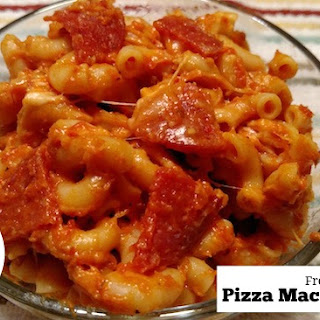 One-Pot Pizza Mac And Cheese #Recipe For Ninja 3-in-1 Cooking System