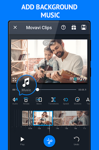 Movavi Clips Video Editor for PC