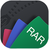 Rar Zip Tar 7z File Extractor