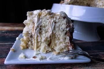Perfect Italian Cream Cake