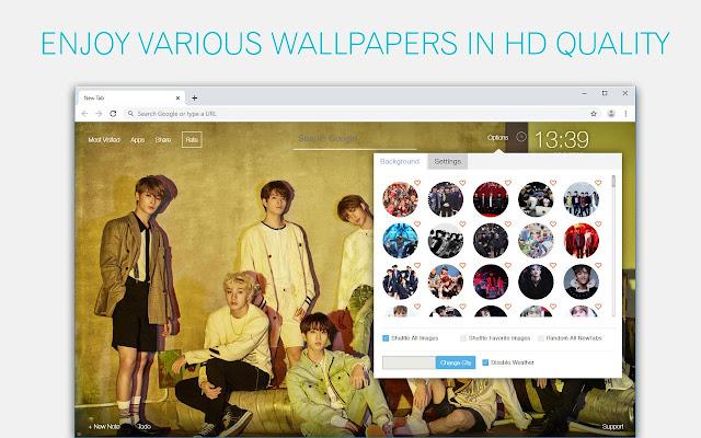 Stray Kids Kpop HD Wallpapers New Tab Themes