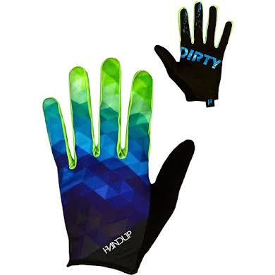 Handup Gloves Most Days Glove - Blue/Yellow Prizm