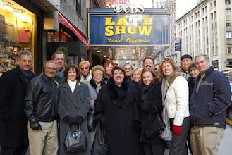 Photo: 01-26-2009 David Letterman Show