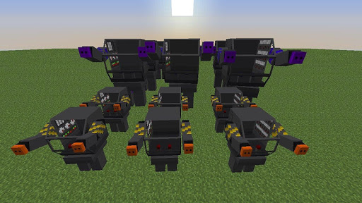 Guide For Robot Mods