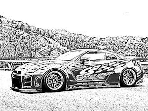 NISSAN GT-R  R35のカスタム事例画像 Chargespeed GT-Rさんの2018年12月10日17:42の投稿
