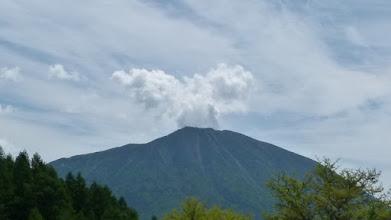 Photo: 噴火ではありません