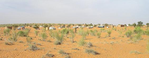 Photo: 04.01.2010r. w drodze do BOUTLINIT w Mauretanii