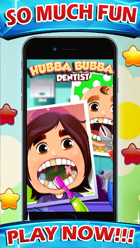 Hubba Bubba Sugar Baby Dentist