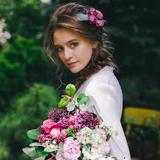 Wedding photographer Khristina Solomakha (Solomaha). Photo of 30.04.2016
