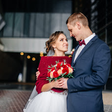 Wedding photographer Natalya Shamenok (shamenok). Photo of 17.11.2017