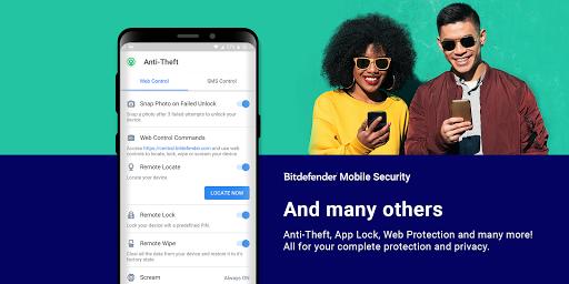 BitDefender Mobile Security screenshot