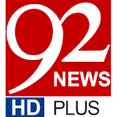 92 News HD Live TV