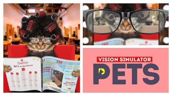 Vision pets simulator - náhled