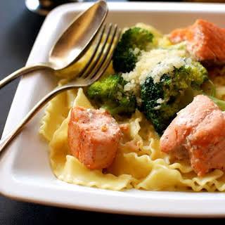 Salmon Lasagna Recipes.