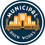 Logo of Municipal Brew Works Courageous