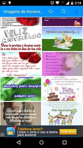 Imagens Frases de Aniversario