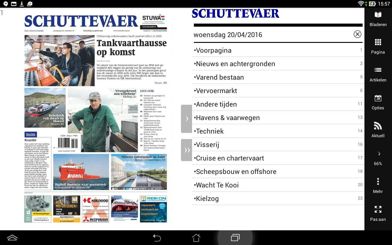 Schuttevaer- screenshot